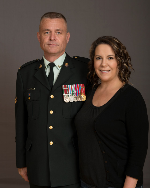 John's Photography | Veteran's Portrait Project